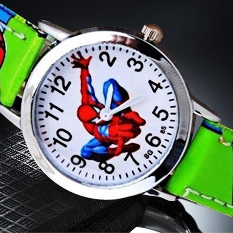 Nơi bán Đồng hồ cho bé trai họa tiết người nhện
