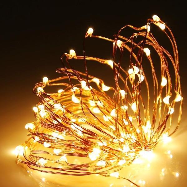 LED Fairy Lights - Đèn Đom Đóm 10M