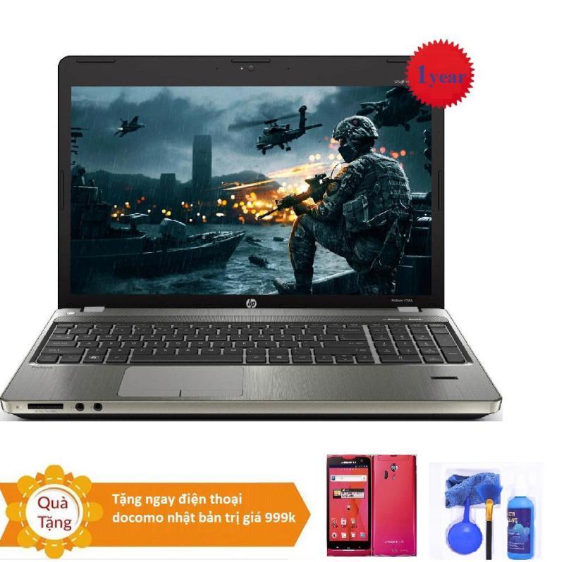 Laptop HP 4540S intel i5 Ram 8G SSD 128GB(Hàng nhập Japan) tặng kèm điện thoại  Phần quà trị giá 600k
