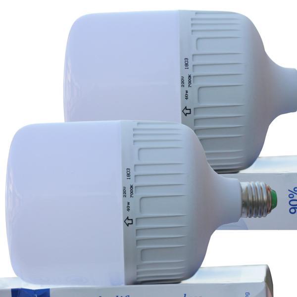 COMBO 2 Đèn LED 40W hình trụ  công nghệ châu âu , siêu tiết kiệm điện ( hàng nhập khẩu) đã được kiểm chứng
