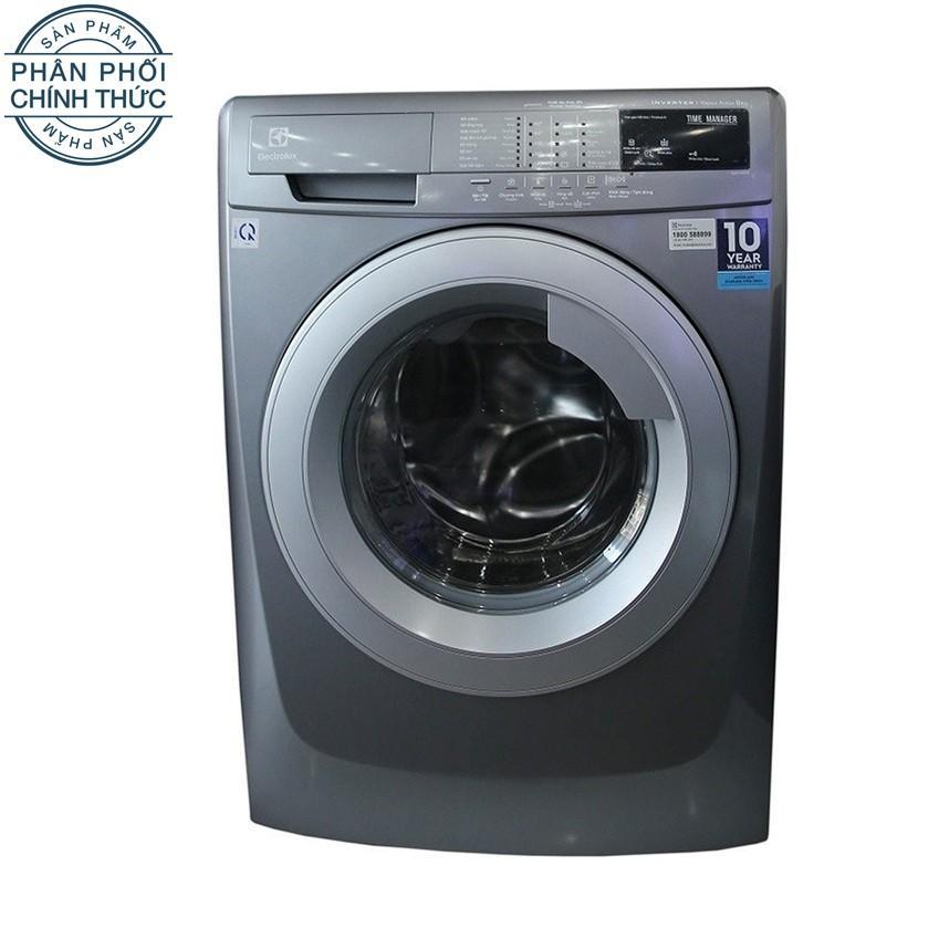Hình ảnh Máy Giặt Cửa Trước Inverter Electrolux EWF12844S (8.0 Kg)