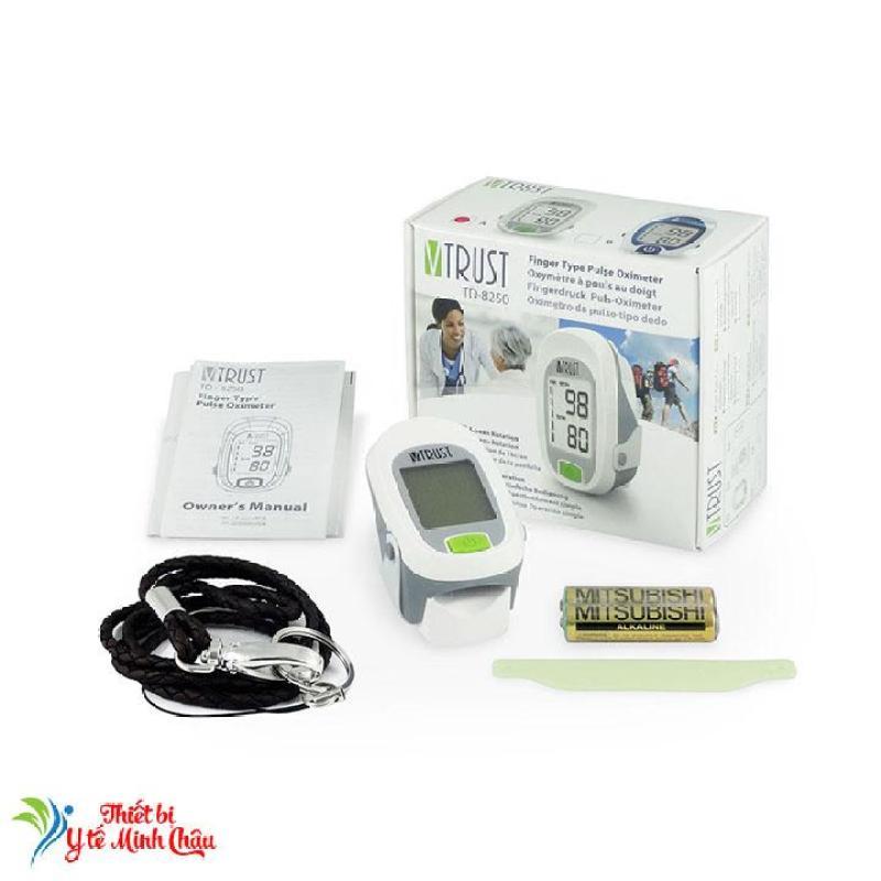 Máy đo nồng độ oxy bão hòa và nhịp tim Uright (SPO2) TD8250 bán chạy