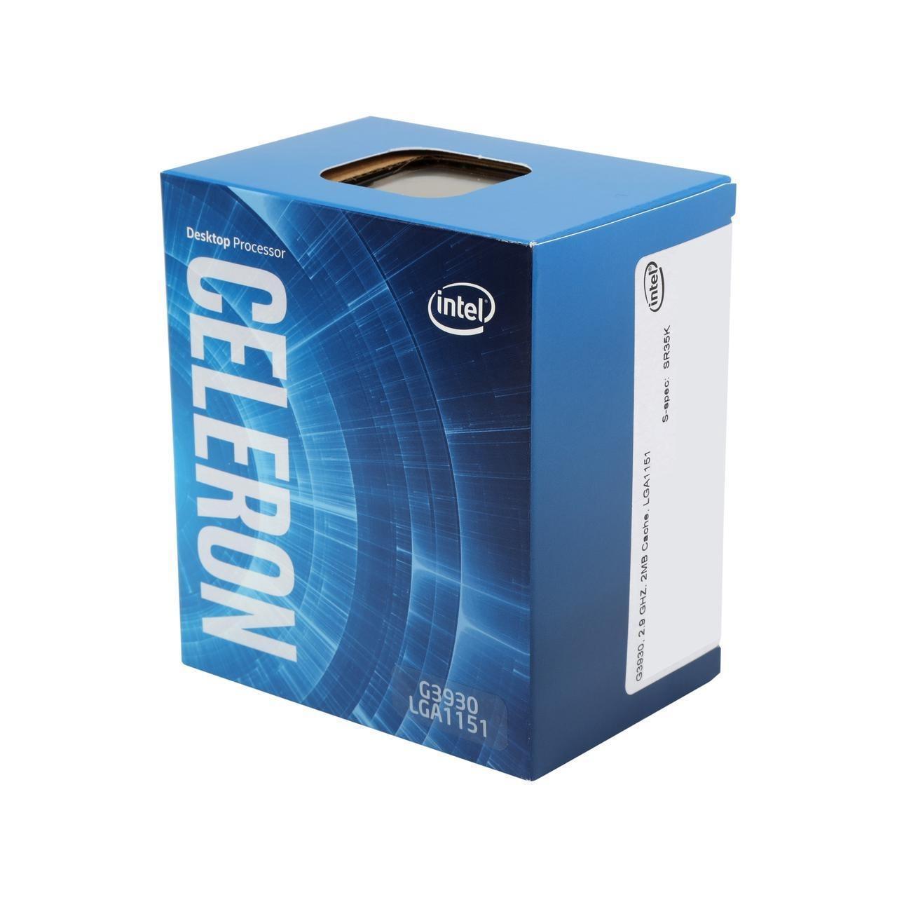 Bộ Vi xử lí Intel Celeron G3930