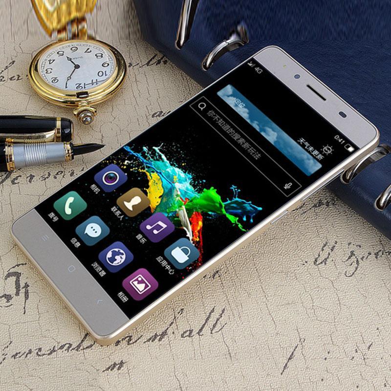 Điện thoại di dộng thông minh M5, hệ điều hành Android 4.4, màn hình 5.0 inch 720x1280, camera 3.0MP,