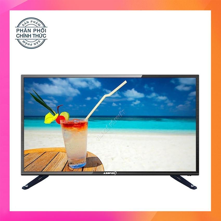 Hình ảnh Tivi Led Asanzo 32 inch HD - Model 32T650 ( Đen) Tích hợp DVB-T2