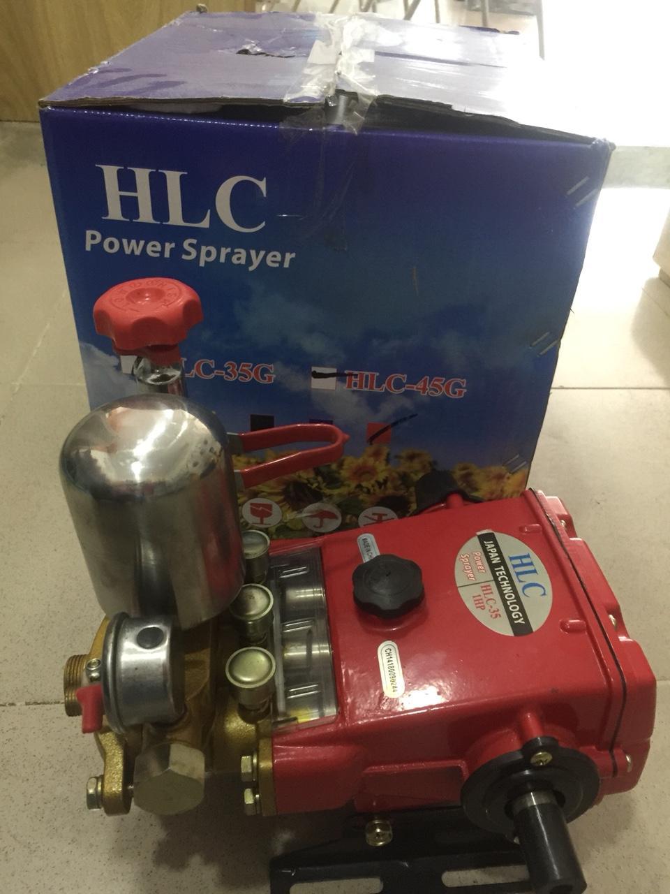 Đầu xịt rửa 1HP HLC 35G