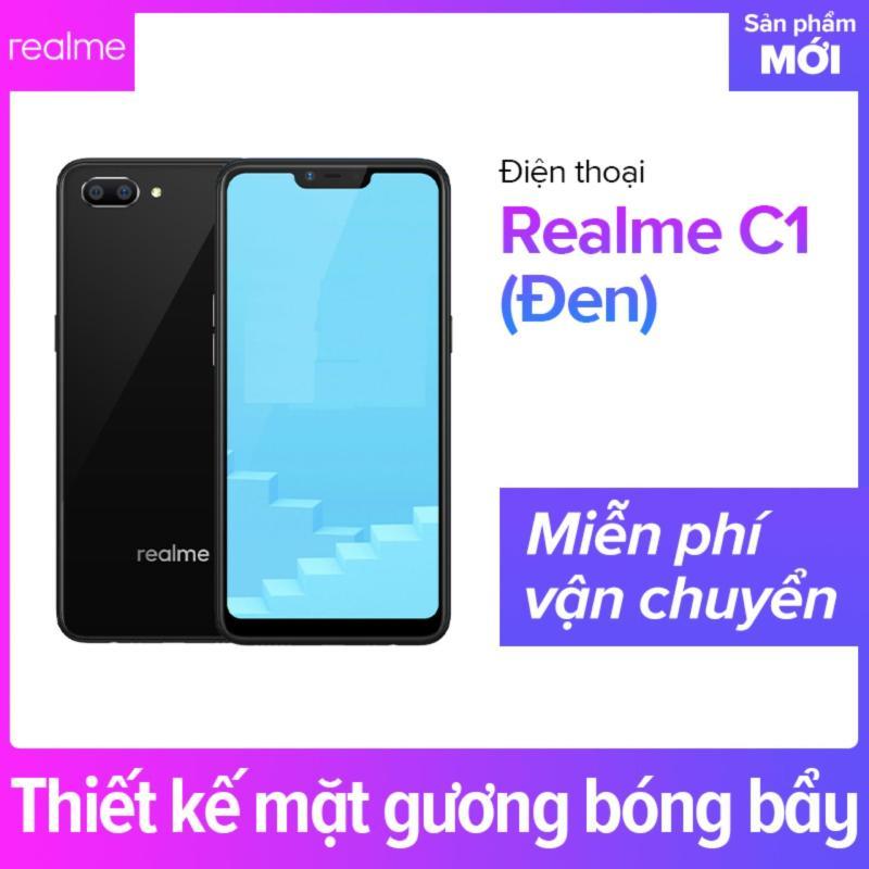 Realme C1 (Đen) 16GB RAM 2GB - Hãng phân phối chính thức