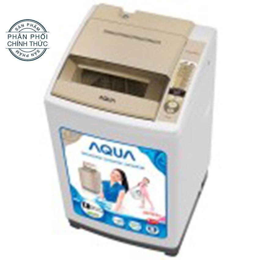 Hình ảnh Máy giặt AQUA AQW-S80KT 8Kg (Xám)