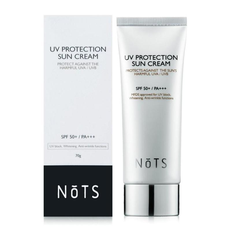 Kem chống nắng NoTS UV Protection Sun Cream SPF50+ PA+++