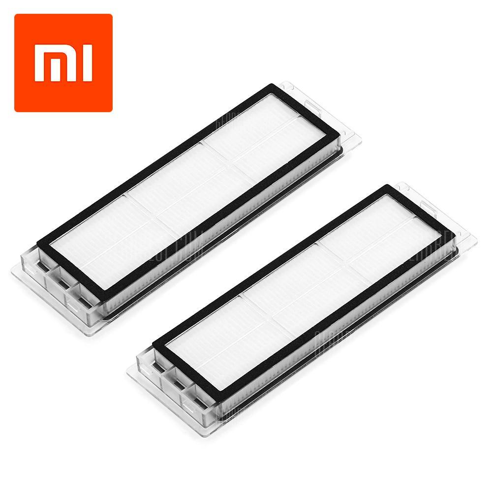 Giá 02 tấm lọc thay thế cho Robot hút bụi Xiaomi Mijia Mi Robot Vacuum Cleaner