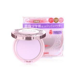 Phấn phủ hiệu chỉnh màu da Canmake Transparent Finish Powder SPF30.PA++ 10g - Nhật Bản thumbnail