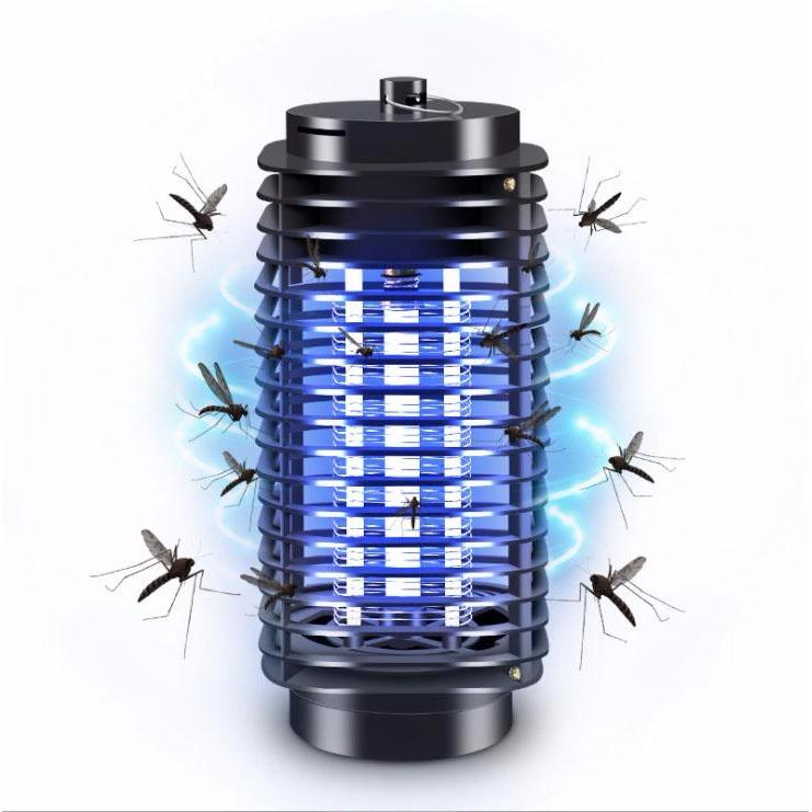 Hình ảnh Đèn bắt muỗi và diệt côn trùng hình tháp Tower