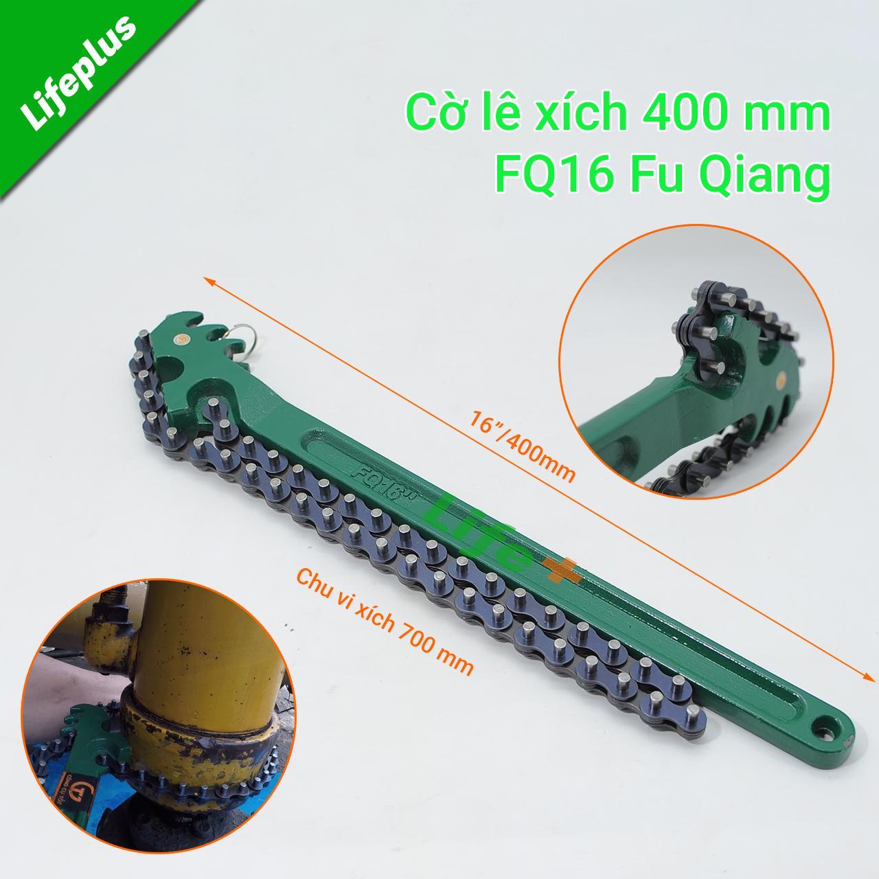 Cờ lê xích FQ16 400mm
