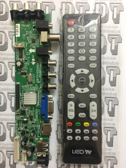 Hình ảnh Bo tivi đa năng tích hợp đầu thu DVB-T2