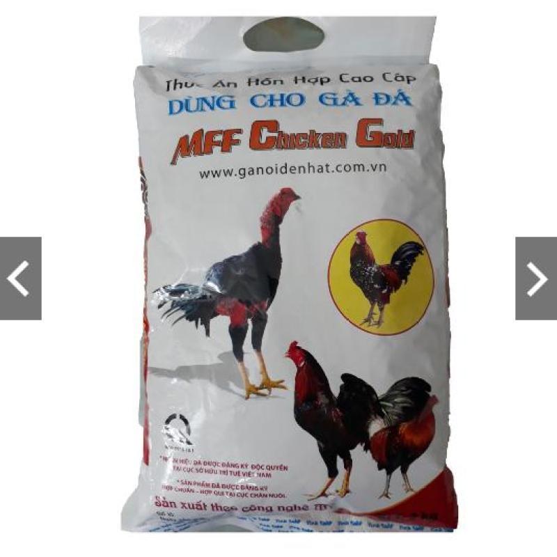 Cám Gà Đá MFF Chicken Gold Lớn 2kg - Thức Ăn Gà *