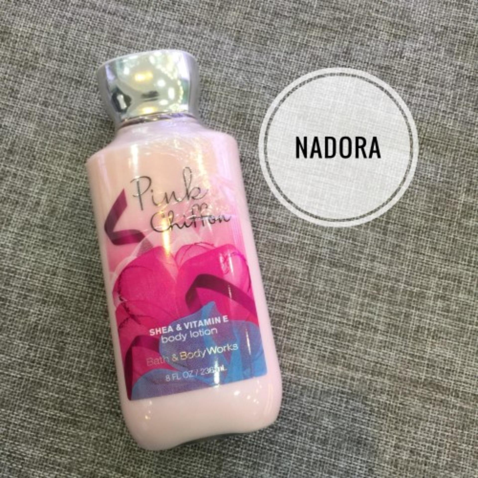 Sữa Dưỡng Thể Bath and Body Works Pink Chiffon Body Lotion (236ml) tốt nhất
