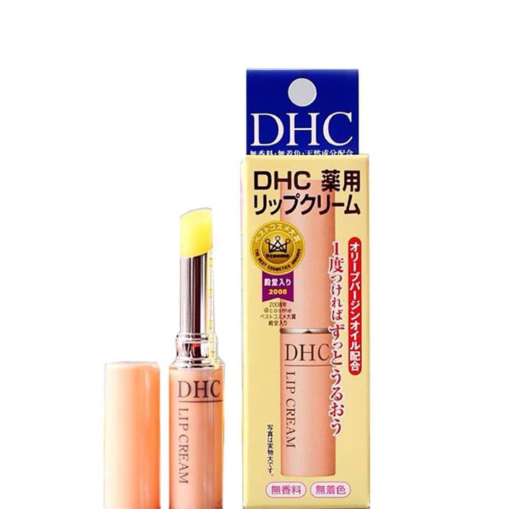 Son dưỡng DHC trị thâm môi Lip Cream Nhật Bản