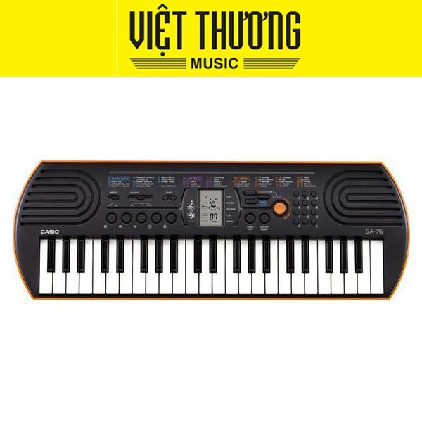 Voucher Ưu Đãi Đàn Organ - Casio Mini SA-76