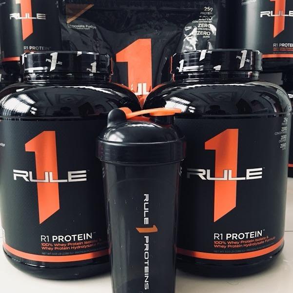 Hình ảnh Rule 1 Protein - Sữa tăng cơ, bổ sung protein