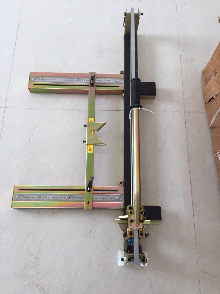 Máy cắt gạch siêu cứng bàn đẩy LongDe D20-1000