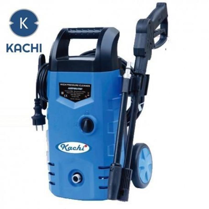 Máy phun xịt rửa cao áp Kachi có bánh xe