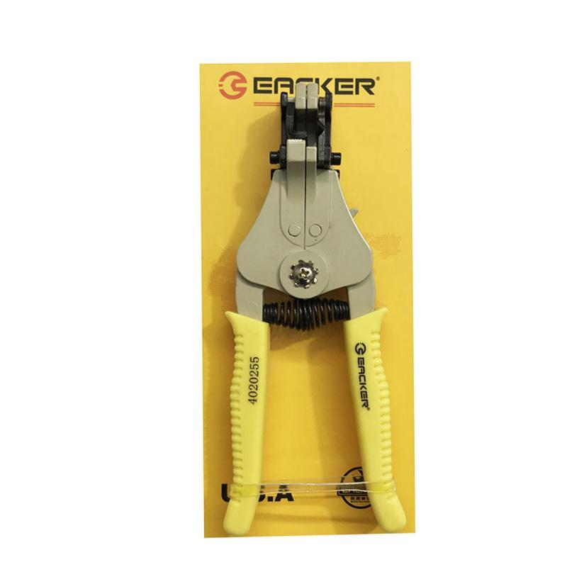 Kìm tuốt dây điện tự động Eacker
