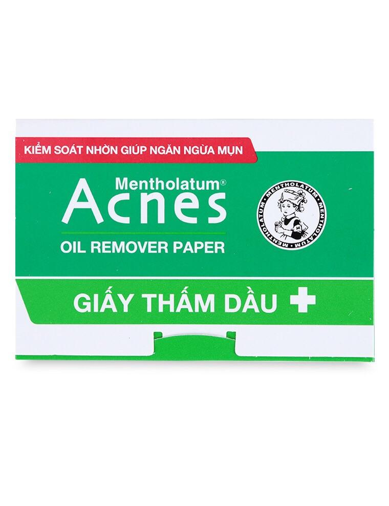 Combo 50 gói Giấy Thấm Dầu acnes nhập khẩu
