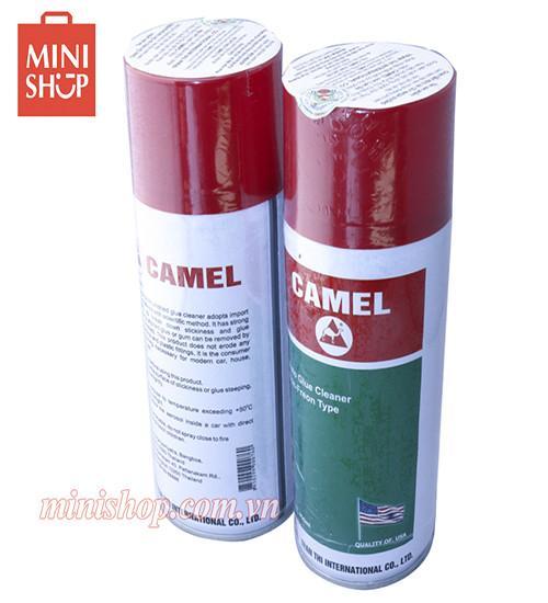 Tẩy băng dính - nhựa đường Tẩy keo hàng nhập Thái Lan Hiệu CAMEL Con Lạc Đà - Minishop Việt Nam