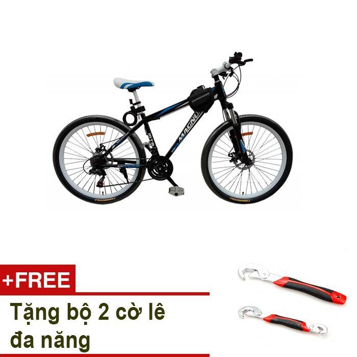 Xe đạp thể thao MAGNUM Model A030 + Tặng bộ 2 cờ lê đa năng