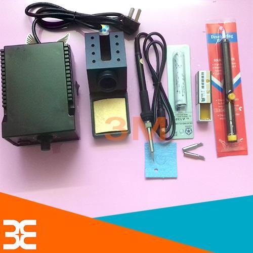[Tp.HCM] Combo máy hàn hakko 936 và phụ kiện (01 Sensor hàn A1321, 01 hút thiếc nhỏ, 02 mũi hàn 900M-TK, 01 bọt biển, 01 nhựa thông hộp )