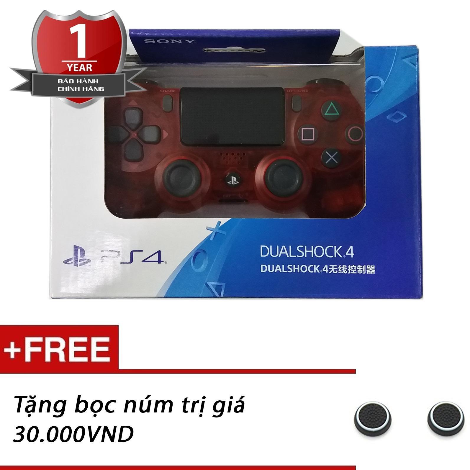 Ôn Tập Cửa Hàng Tay Cầm Chơi Game Ps4 Slim Pro Dualshock 4 Kem Bọc Num Crystal Red Hang Sony Việt Nam Trực Tuyến