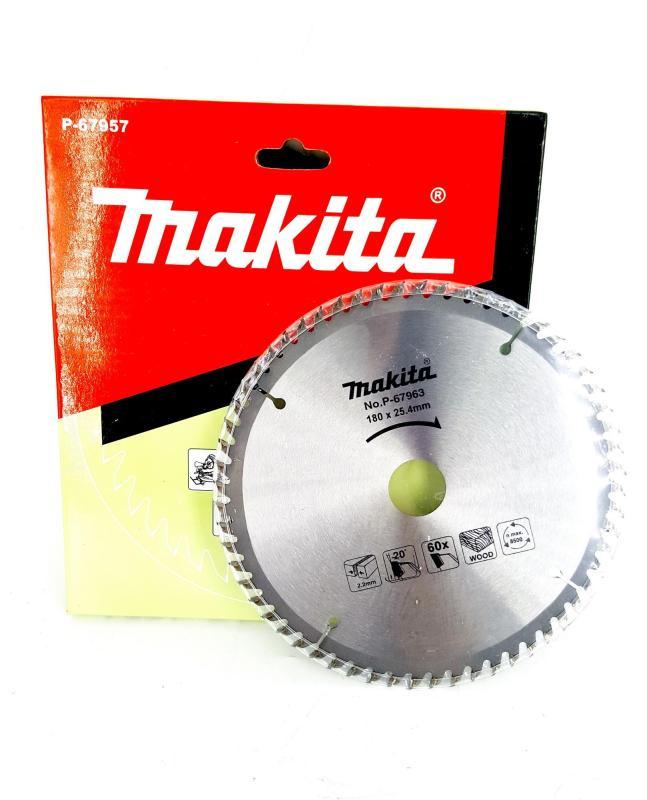 Lưỡi cưa Makita 185*60T