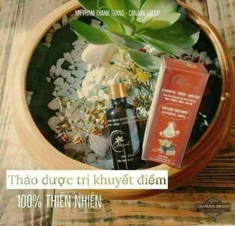 Thuốc thảo dược thiên nhiên trị mụn, nám Đông Y Thanh Trang nhập khẩu