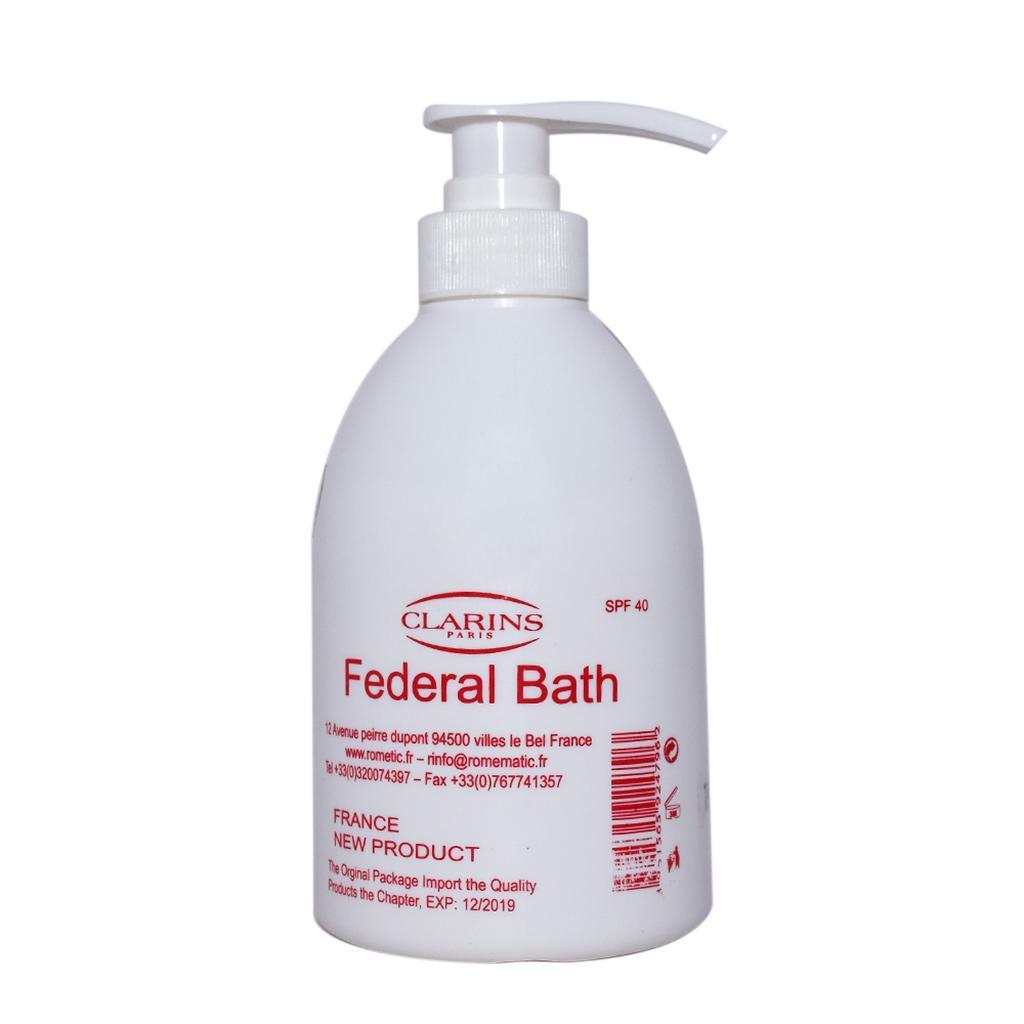 Sữa non kích trắng (loại lớn) FEDERAL BATH - 500ml nhập khẩu