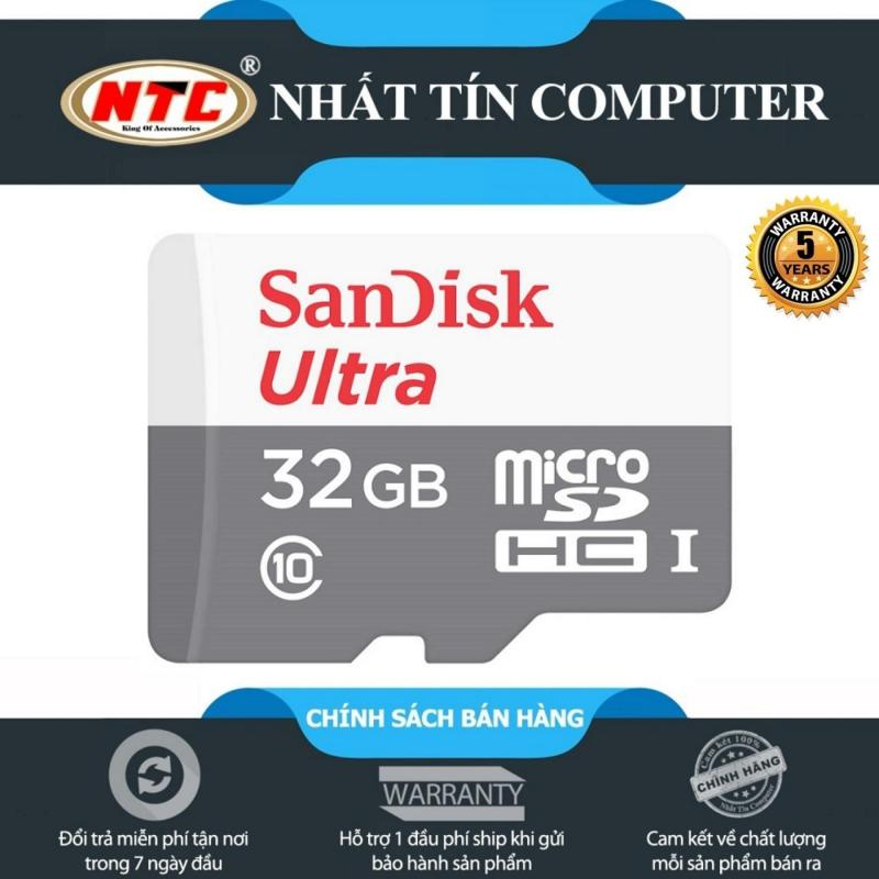 Thẻ nhớ MicroSDHC SanDisk Ultra 533X 32GB 80MB/s