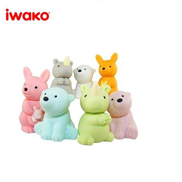 Mua Gôm tẩy hình thù ngộ nghĩnh Iwako Nhật Bản - Sở thú