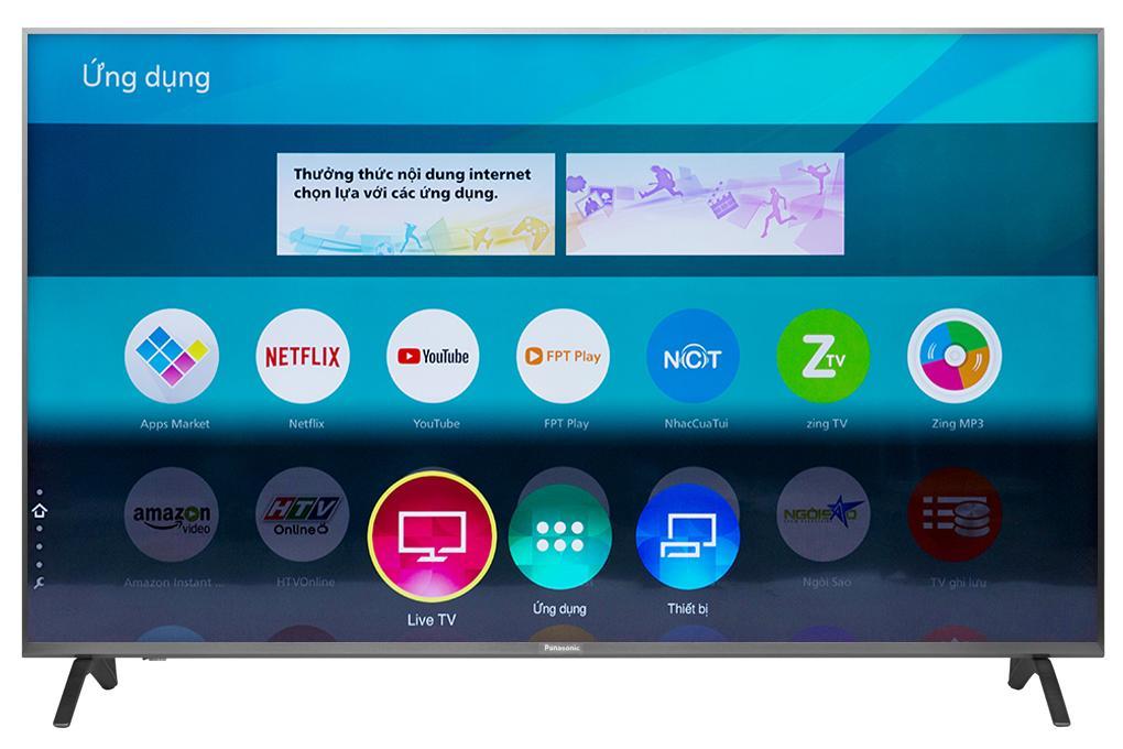 Bảng giá Smart Tivi Panasonic 4K 49 inch TH-49FX700V Mới 2018