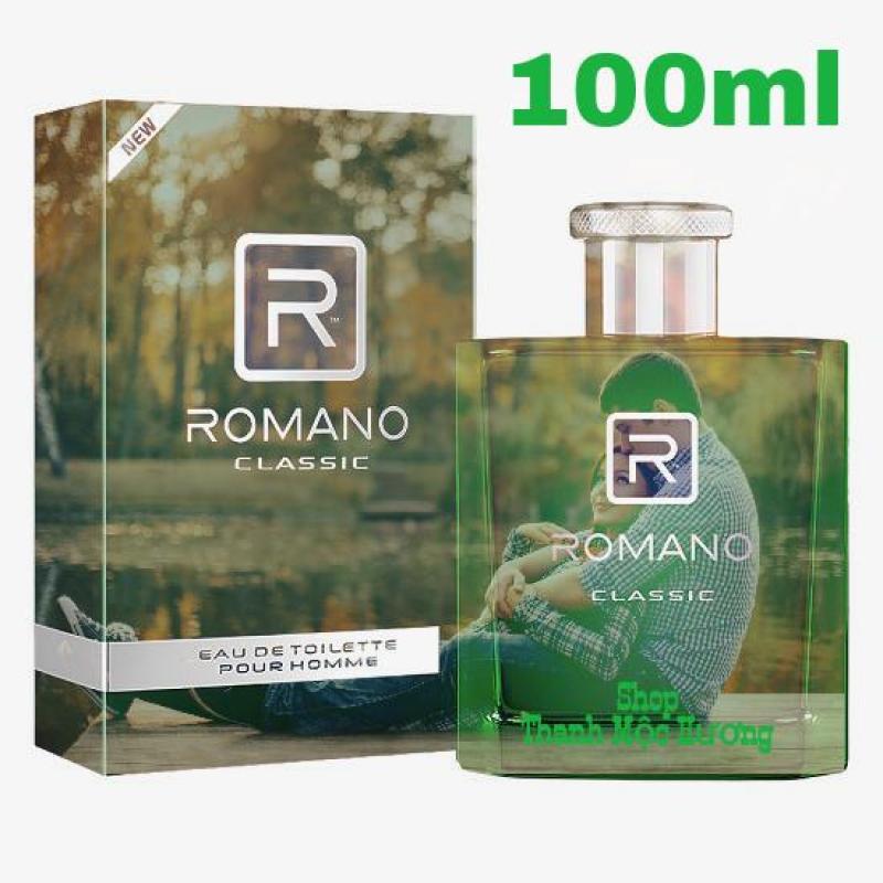 Nước hoa Romano Classic 100ml