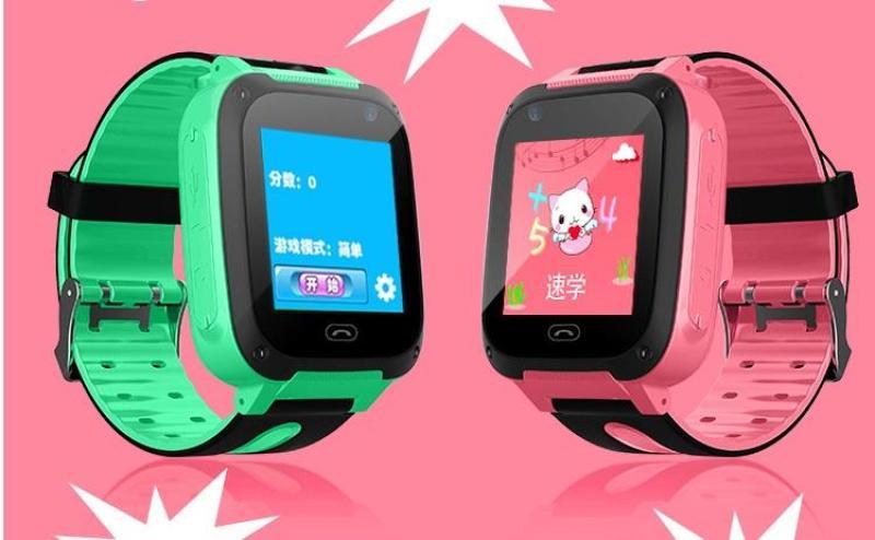 Đồng hồ định vị trẻ em thông minh SmartKID Q99 màn hình cảm ứng có camera bán chạy