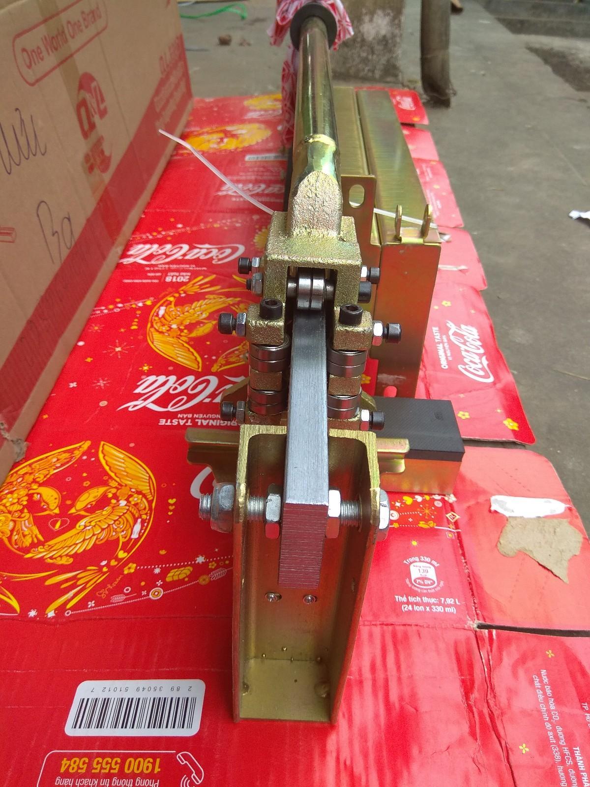 Máy cắt gạch siêu cứng bàn đẩy QL 3388 (cắt 80cm)- Hàng cao cấp Trung Quốc