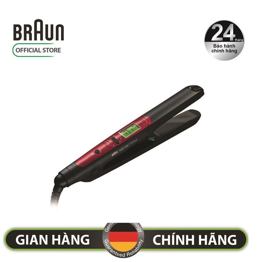 Máy duỗi tóc Braun ST 750 - Hàng phân phối chính hãng