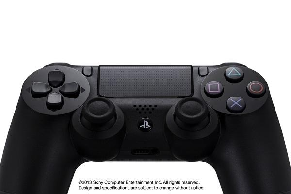 Những hình ảnh đầu tiền về tay cầm Playstation 4 2