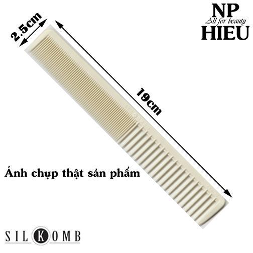 Hình ảnh Lược cắt tóc Silkomb Pro 20