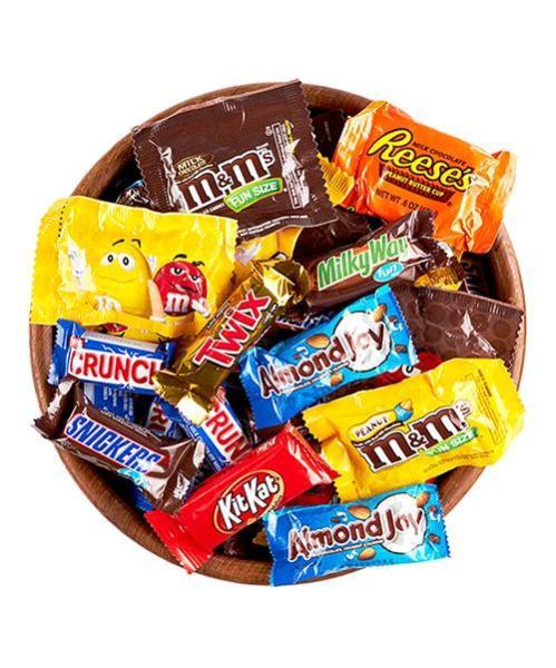 Tách bịch 1kg  chocolate hỗn hợp của Kirkland Mỹ