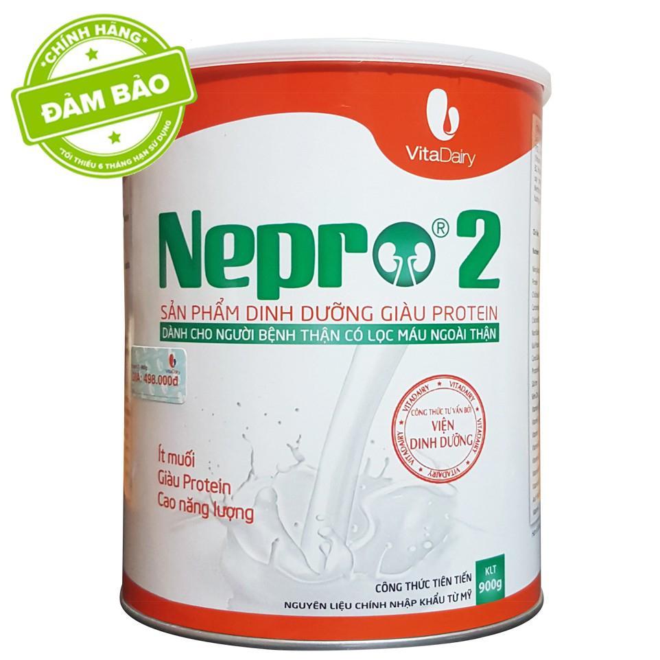 Sữa Nepro số 2 900g Cho Người Chạy Thận