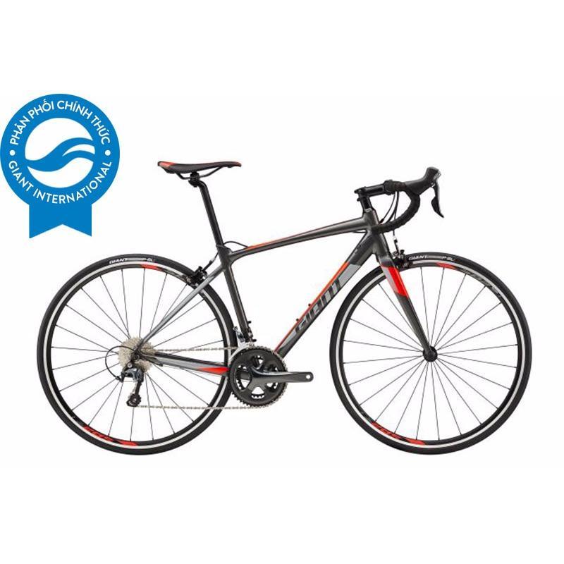 Xe đạp đua GIANT Contend SL 2- Size XS (Than chì)