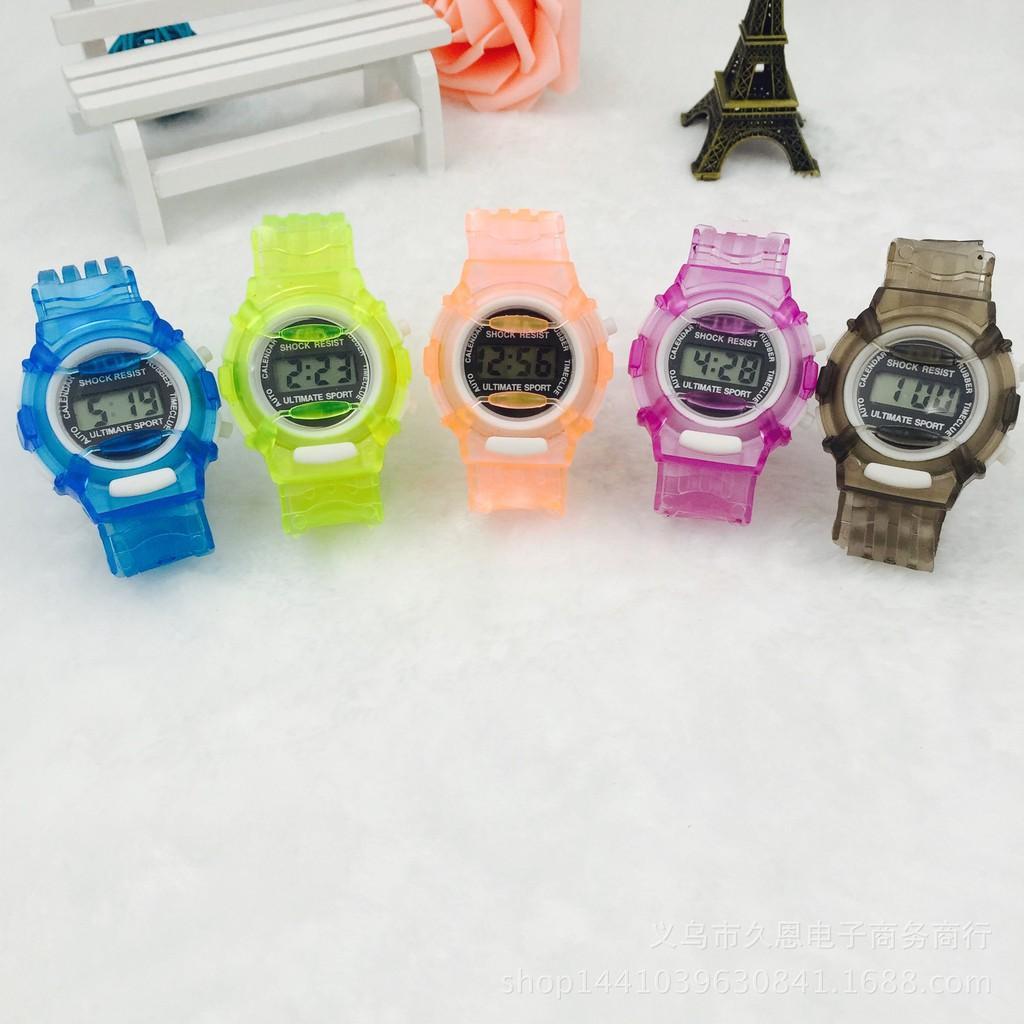 Nơi bán [REPLY] Đồng hồ trẻ em thời trang sắc màu REPLY1992