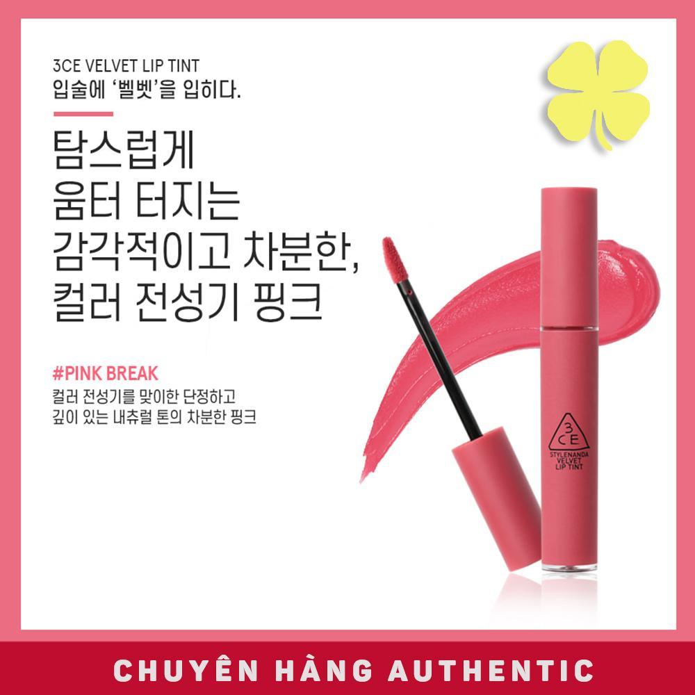 Giá Bán Son Li 3Ce Velvet Liplip Tint Mới Nhất