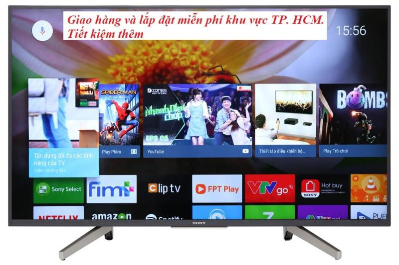 Bảng giá Android Tivi Sony 43 inch KD-43X7500F