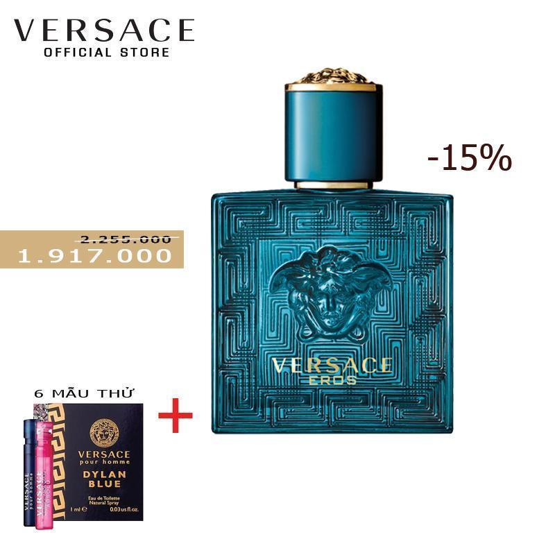 Nước hoa Versace Eros EDT 100ML